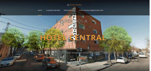 Hotel Central Tacuarembó