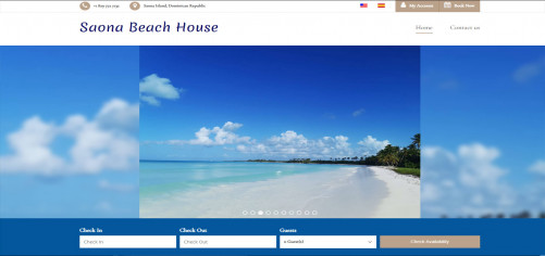 Saona Beach House
